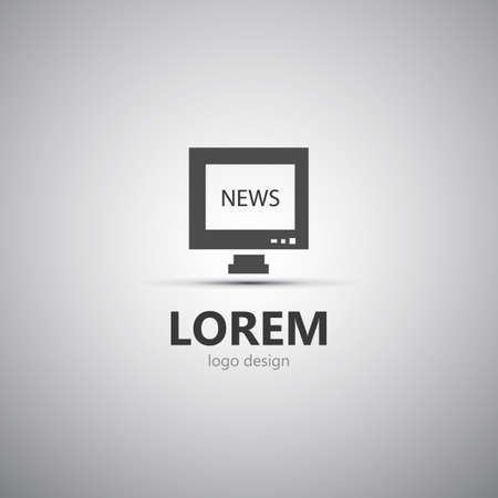 online news: Icon Design for Your Business - Online News Illustration