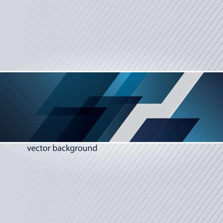 Abstract Vector Banner Vector