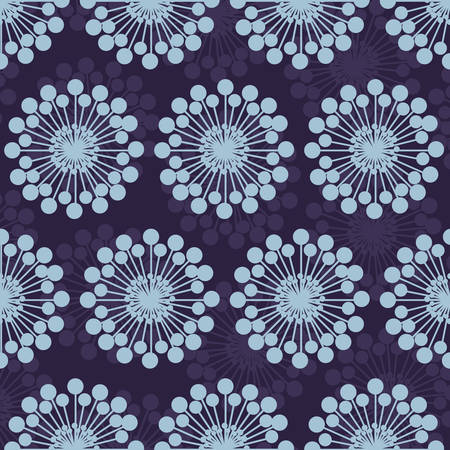 Flowers - Abstract Background Design Vector