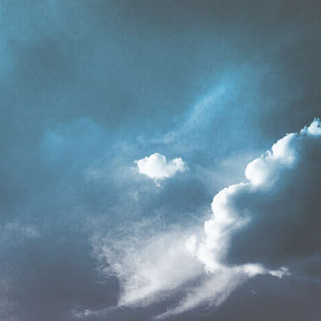 storm clouds: Abstract Background - Storm Clouds
