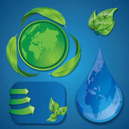 ozone friendly: Eco Design Elements