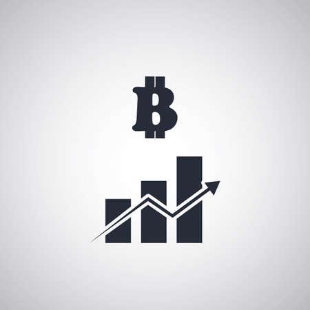incognito: Success  Illustration of Bitcoin Design
