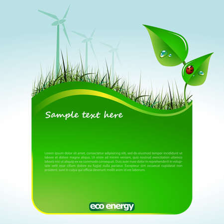 environmentally friendly: Eco Design or Website Template