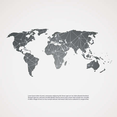 endpoint: Global Networks  Vector for Your Business