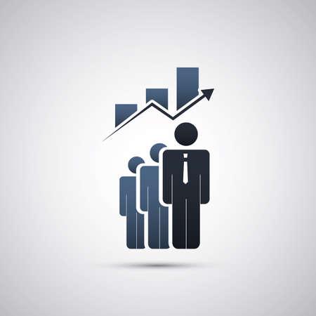 lider: El verdadero líder del negocio de los hombres Iconos