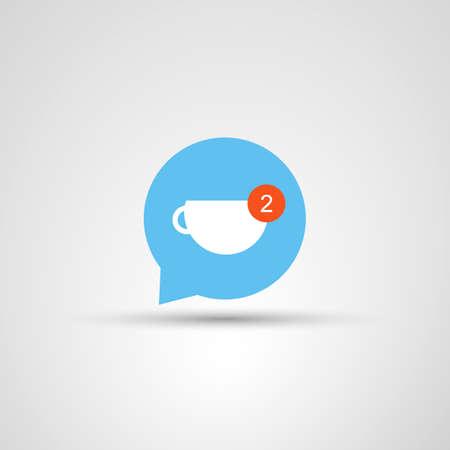Icon Design  Need More Coffee Vector