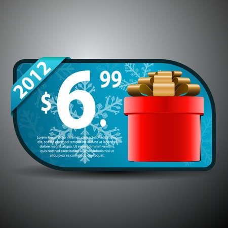 best price: Website Banner for Christmas Holidays Illustration