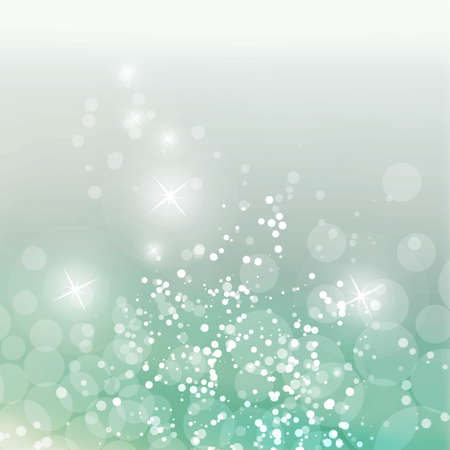 gradient background: Sparkling Cover Design Template with Abstract Blurred Background