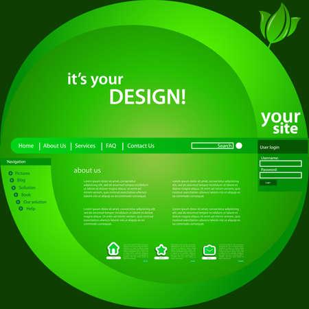 plantilla de sitio web: Website Template