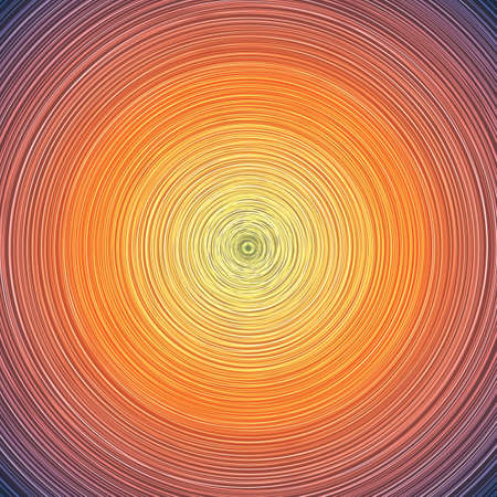 concentric: Abstract Colorful Concentric Circles Background Vector