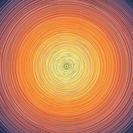 circulos concentricos: Extracto colorido de los círculos concéntricos de fondo vectoriales
