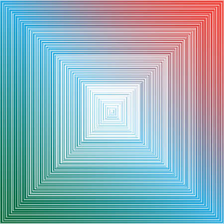 rectangular: Abstract Background Vector with Squares