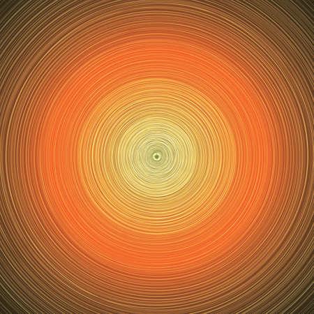 circulos concentricos: Extracto colorido de los c�rculos conc�ntricos de fondo vectoriales