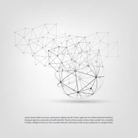 クラウド ・ コンピューティングとネットワークの概念設計