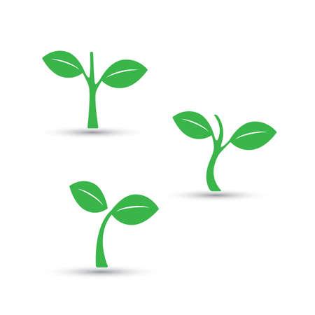 Seedling, Small Plant Design Set