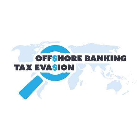 leaks: Offshore Banking And Tax Evasion - Design Idea