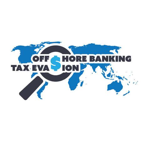 Offshore Banking et l'évasion fiscale - Conception Idée