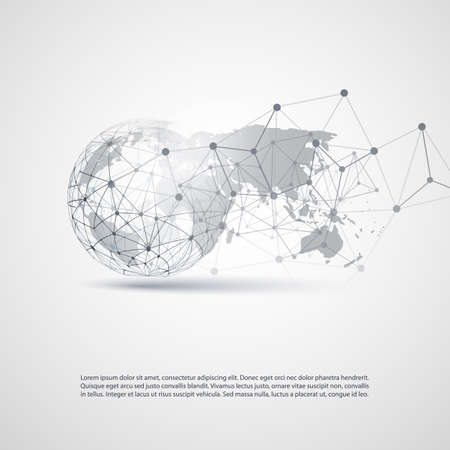 Cloud Computing und Netzwerke Konzept Standard-Bild - 59004811