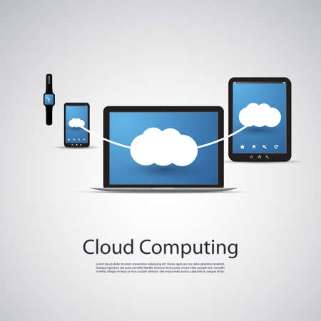 infrastructure: Cloud Computing, Networks Design Concept