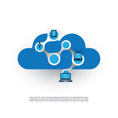 Cloud Computing, Networks Design Concept