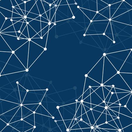 Cloud Computing en netwerken Concept Stock Illustratie