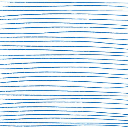 simple background: Hand Drawn Simple Stripes Vector Background