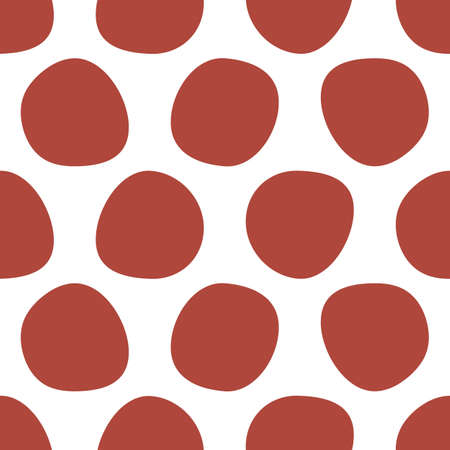 Spotted Seamless Background Design
