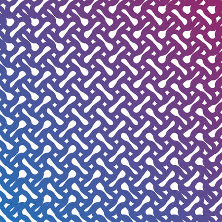 Abstract Spotted Background Design