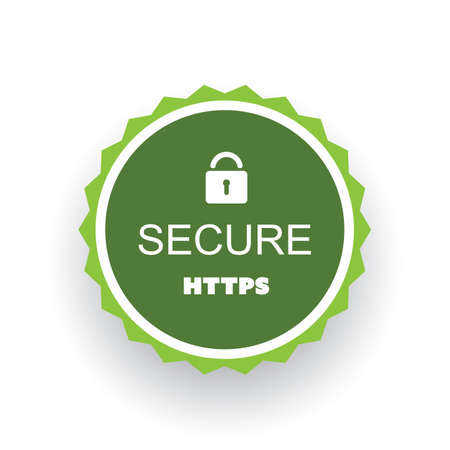 Secure Website Certificate Badge