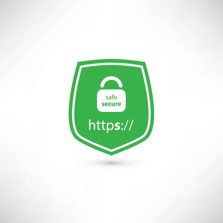 Secure Website Certificate Badge