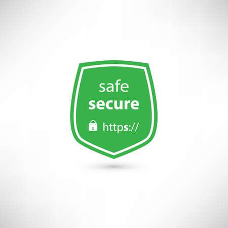 insecure: Secure Website Certificate Badge