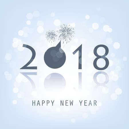 New Year Card - 2018