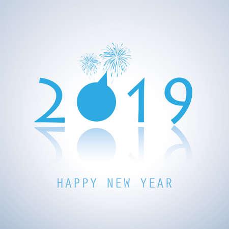 New Year Card - 2019