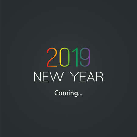 New Years Coming Concept Design - 2019