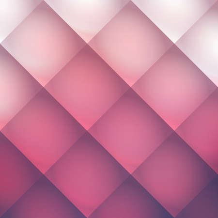 Vector - Abstract Mosaic Background Design with Pink, Purple, Claret and White Colors