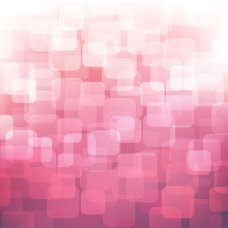 Colorful Wallpaper, Background, Flyer or Cover Design for Your Business with Abstract Round Squares Pattern