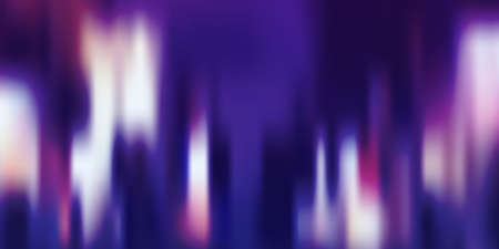 Abstract Colorful Blurred Header Background Template, Futuristic Poster or Landing Page Background Design - Vector Illustration Illusztráció