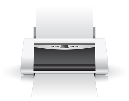 input output: printer isolated
