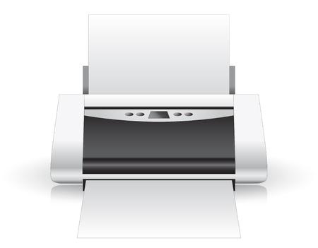 printer isolated