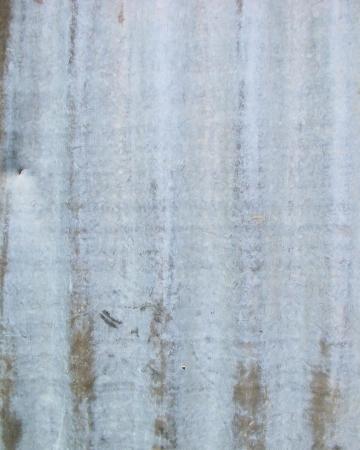 Corrugated Tin Background