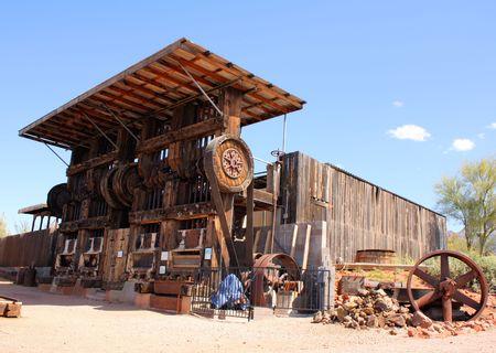 Cossak Stamp Mill