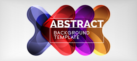 Techno lines, hi-tech futuristic abstract background template with arrow shapes Фото со стока - 120578389