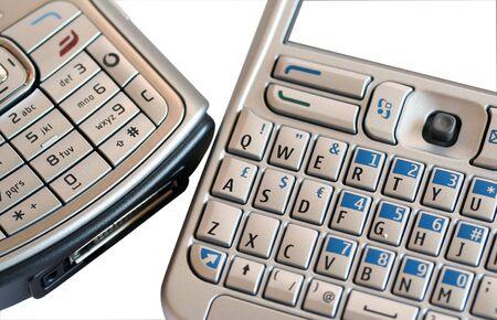 recieve: Blank Smart Phones