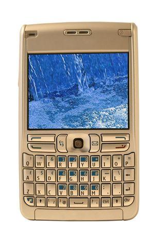 Smart Phone Zdjęcie Seryjne - 2118833