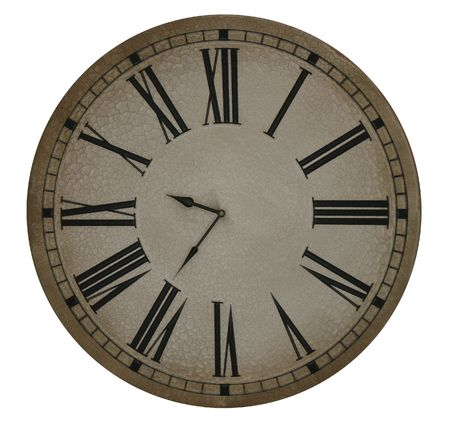 Old Clock Face Stock Photo - 2118830
