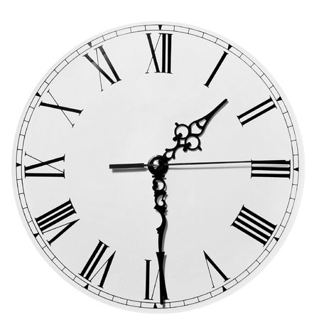 Old Clock Zdjęcie Seryjne