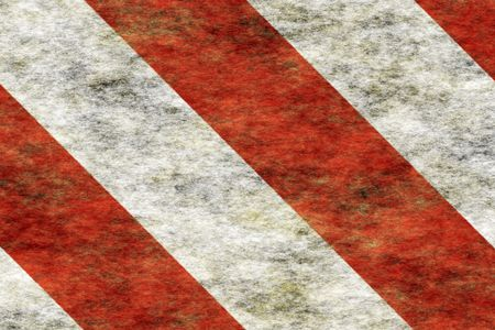 hazard stripes: Hazard Stripes Stock Photo