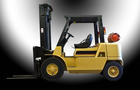 Fork Lift Truck Stock Photo - 5250025