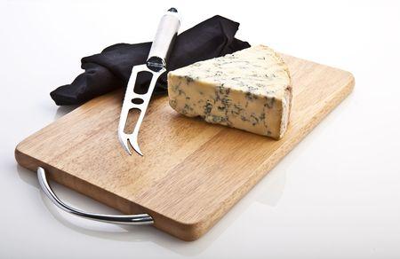 stilton: Stilton Cheese  Stock Photo