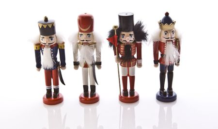 Old Nutcrackers photo
